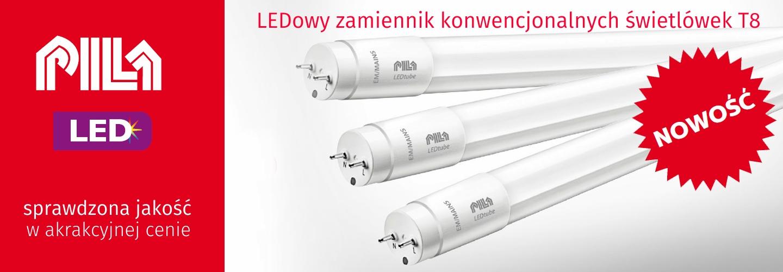 PILA LEDTube – LEDowy zamienni zwykłych świetlówek