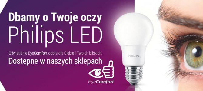 EyeComfort LED – komfortowe oświetlenie LED