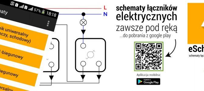 eSchematy – schematy elektryczne na Twoim smartfonie