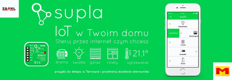 Supla – IoT w Twoim domu